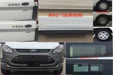 江铃全顺牌JX6503PG-L5型多用途乘用车图片2