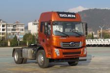 时骏单桥牵引车299马力(LFJ4180SCG1)