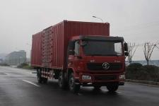 陕汽牌SX5250XXYLA9型厢式运输车