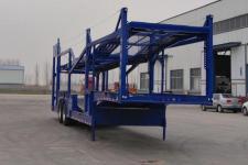 瑞宜达13.8米14.3吨2轴车辆运输半挂车(LLJ9220TCL)