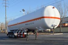 金玺13米24.8吨3轴低温液体运输半挂车(WPH9400GDY)