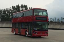 10.4米|28-62座比亚迪纯电动双层城市客车(BYD6100LSEV1)