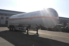 盛润13米23.8吨3轴低温液体运输半挂车(SKW9404GDY)