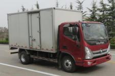 福田牌BJ5048XXY-A1型厢式运输车