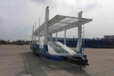 金牛11.9米10.3吨2轴中置轴车辆运输挂车(JQC9181TCL)