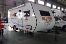 安源6米00.4吨1轴旅居挂车(PK9023XLJ)