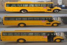 宇通牌ZK6875DX51型中小学生专用校车图片2