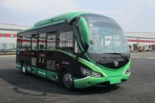 6.8米|10-17座广通纯电动城市客车(CAT6680CRBEVT)