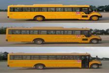 宇通牌ZK6105DX51型中小学生专用校车图片3