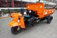 时风牌7YP-1475DA5型自卸三轮汽车