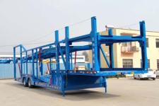 梁博13.8米17.1吨2轴车辆运输半挂车(TYS9250TCL)