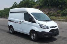 江铃全顺牌JX5033XXYPDA-M5型厢式运输车