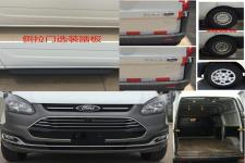 江铃全顺牌JX5033XXYPDA-M5型厢式运输车图片