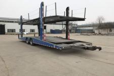 瑞宜达11米8.8吨2轴中置轴车辆运输挂车(LLJ9162TCL)