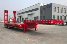 盛郓12.5米28.5吨6轴低平板半挂车(SRD9400TDPXZ)