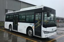 8.5米|15-30座金龙纯电动城市客车(XMQ6850AGBEVL13)