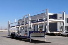 琨旭13.8米17.3吨2轴车辆运输半挂车(LCT9250TCL)