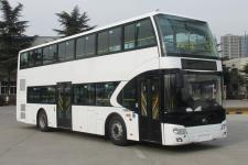 11.3米宇通ZK6116HGS3双层低入口城市客车