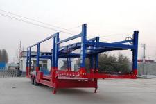 瑞宜达13.8米17.3吨2轴车辆运输半挂车(LLJ9250TCL)