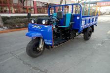 时风牌7YP-1750DC8型自卸三轮汽车