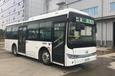 8米|13-27座金龙纯电动城市客车(XMQ6802AGBEVL11)