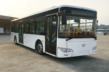 10.5米|19-40座金龙纯电动城市客车(XMQ6106AGBEVL20)