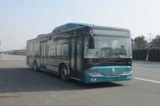 10.5米黄河JK6106GPHEVN5Q2插电式混合动力城市客车