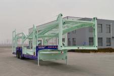 天威达13.8米16.8吨2轴车辆运输半挂车(LTW9250TCL)