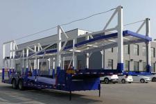 盛川达13米15.5吨2轴车辆运输半挂车(HSF9240TCL)