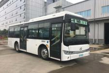 8米|13-27座金龙纯电动城市客车(XMQ6802AGBEVL10)