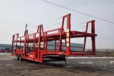 郓腾13.6米14.5吨2轴乘用车辆运输半挂车(HJM9220TCC)