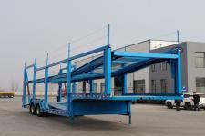 盛郓13.8米17.3吨2轴车辆运输半挂车(SRD9250TCL)