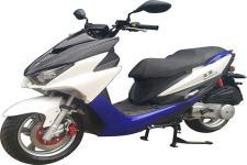 航爵HJ150T-2D型两轮摩托车