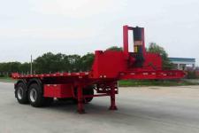 开乐7.7米29吨2轴自卸半挂车(AKL9350ZZX)