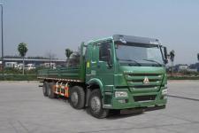 豪沃国五前四后八货车320马力17245吨(ZZ1317N4667E1LH)