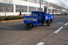 时风牌7YP-1750DB3型自卸三轮汽车