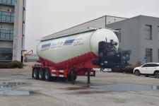 华盛顺翔9.5米31.6吨3轴中密度粉粒物料运输半挂车(LHS9400GFL)