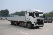 豪沃国五前四后八货车280马力18305吨(ZZ1317N466GE1)