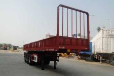 东润10.5米31.3吨3轴自卸半挂车(WSH9400ZZX)