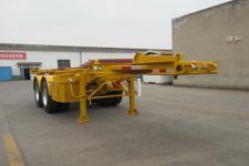 通华7.2米31吨2轴危险品罐箱骨架运输半挂车(THT9355TWY)