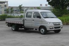 长安国五单桥货车75马力1740吨(SC1031GAS52CNG)