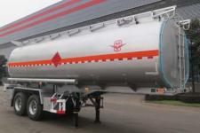 远达9米27吨2轴运油半挂车(SCZ9350GYY)