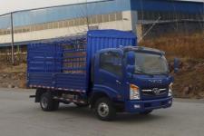 唐骏汽车国五单桥仓栅式运输车129-143马力5吨以下(ZB5040CCYUDD6V)