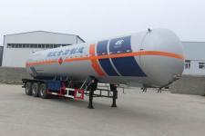 神狐13米25.1吨3轴液化气体运输半挂车(HLQ9401GYQ)