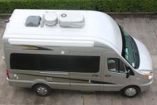 安源牌PK5040XLJ5型旅居车图片
