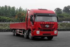 红岩国五前四后八货车354马力15895吨(CQ1316HXVG466H)