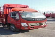福田牌BJ5049CCY-B1型仓栅式运输车图片