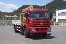 东风牌EQ5166JSQF型随车起重运输车图片