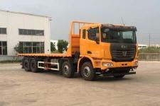 集瑞联合前四后八平板自卸车国五388马力(QCC3312D656P)