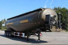 开乐13米27.7吨3轴低密度粉粒物料运输半挂车(AKL9401GFLB4)